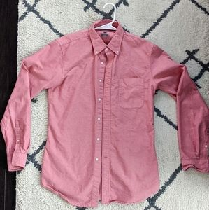 Uniqlo Oxford Slim Fit Long Sleeve Shirt - Size S